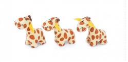 3 Pack Miniz Giraffe by Zippy Paws
