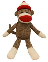 Lulubelles Power Plush - Koko Sock Monkey