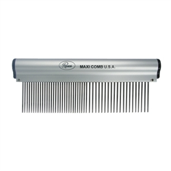 Resco Ergonmic Maxi Combination Comb - Med/Coarse, 1.5 inch Pins, 7 1/8 inch