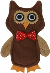 Cat N` Around Owl Toy