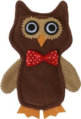 Cat N` Around Owl Toy