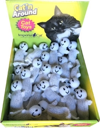 Friendly Ghosts Catnip Critters