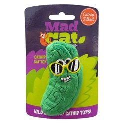 Mad Cat® Cool Cucumber - CAT TOY w/Catnip & Silvervine 4 Pack 8.00 ($2.00 EA)