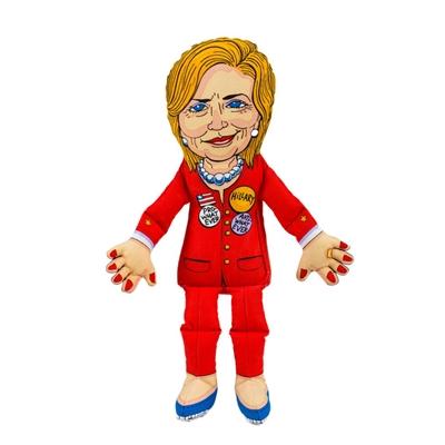 Hillary Dog Toy -  Presidential Parody