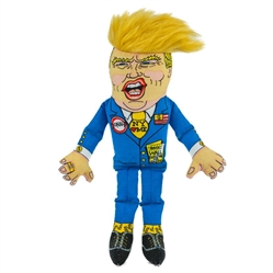 "Donald Cat Toy - 8"" Presidential Parody Toys"