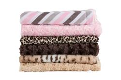 Cuddle® Minky Blankets