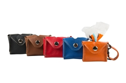 Leather Pick Up Bag Holders