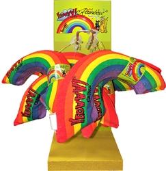 Yeowww! Rainbow Stand w/12 Rainbows