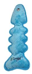 """Blue Fish Bones - 15"""""""