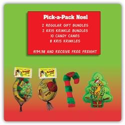 Pick-a-Pack Noel