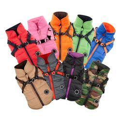 Mountaineer II Fleece Vest with Harness by Puppia®