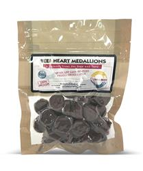 Beef Heart Medallions, 4 oz.