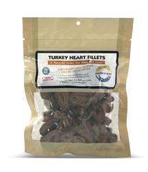 Turkey Heart Fillets (Sliced) 3 oz.
