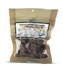 Turkey Giblet Rounds, 4 oz.