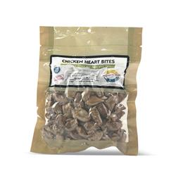 Chicken Heart Bites,  3 oz.