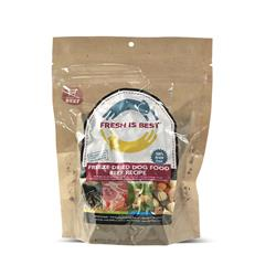 Freeze Dried Beef Dog Food