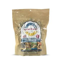 Freeze Dried Turkey Dog Food, 8 oz.
