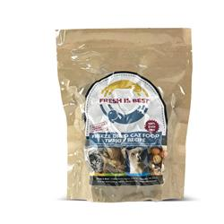 Freeze Dried Turkey Cat Food, 8 oz.