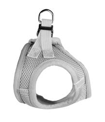 EZ Reflective Sports Mesh Harness Vest - Grey