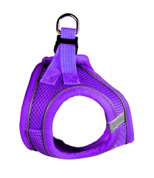 EZ Reflective Sports Mesh Harness Vest - Purple