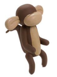 Latex Balloon Monkey