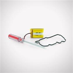 SD-1225/SD-825 Transmitter Battery Kit