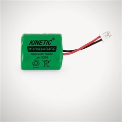 SBC-10R Battery Replacement Kit