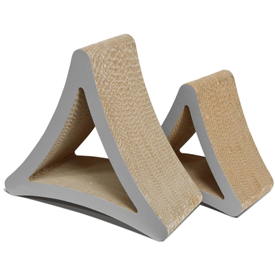 3-Sided Vertical Scratcher (Large) - $35.95 each - (Case of 2)