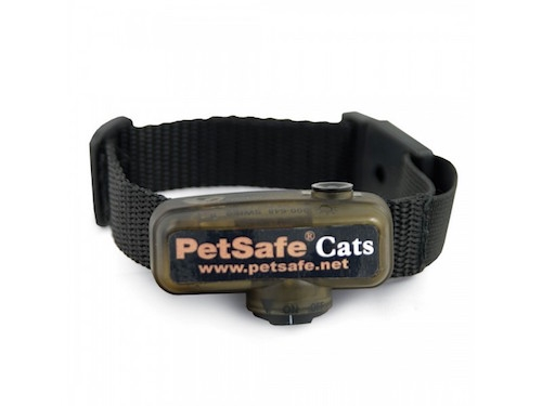 Deluxe In-Ground Cat Fence Receiver Collar