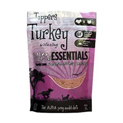 Turkey Freeze Dried Dog & Cat Food Toppers by Vital Essentials - 6 oz