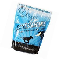 Vital Essentials Freeze Dried Beef Mini Patties for Dogs 16oz