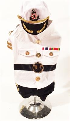 Yacht Admiral Costume