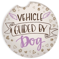 Pawsitive Auto Coaster - Vehicle Guided by Dog