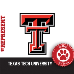 Texas Tech Collars, Leads & Harnesses