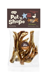 Duck Feet 5pk Bag